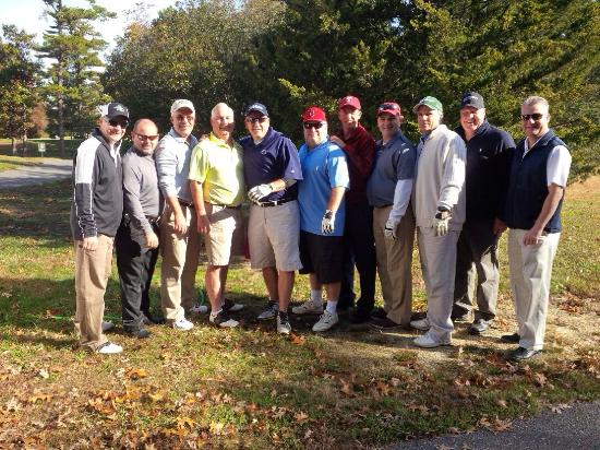 Swainton, Nueva Jersey: Great October Golf!