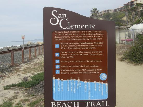 San Clemente Coastal Trail, San Clemente, CA