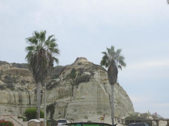 Hoo Doo Cliffs by San Clemente State Beach, San Clemente, Ca