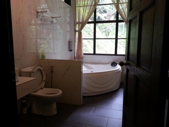 Raub District, มาเลเซีย: Bathroom