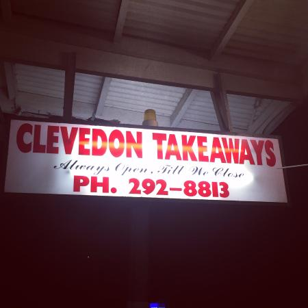 Clevedon Takeaway