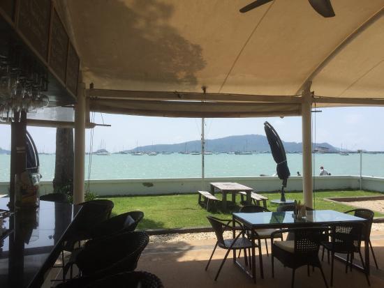 Balcony - Ao Chalong Yacht Club Restaurant Photo