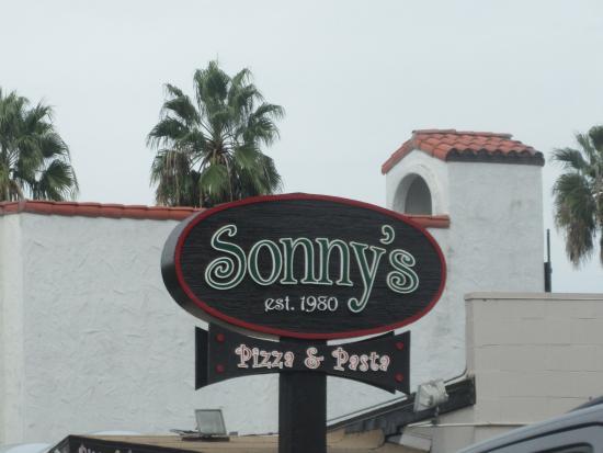 Sonny's Pizza, San Clemente, Ca