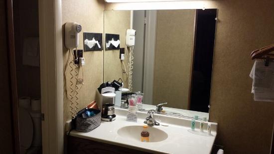 Burnham, PA: Sink / Counter area