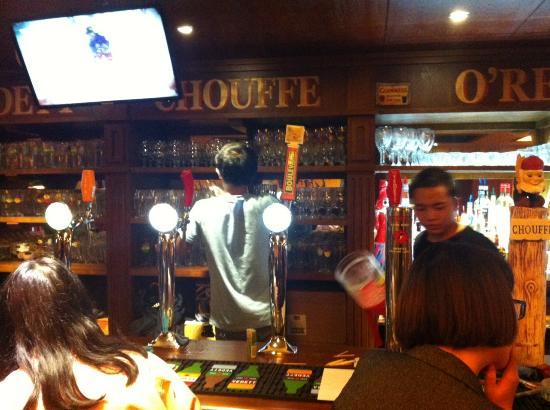 O'Reilly's Irish Pub: Nice irish pub