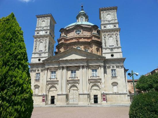 Magnificat - Salita e Visita alla Cupola del Santuario di Vicoforte