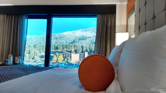 Hard Rock Hotel Lake Tahoe View From Our Room