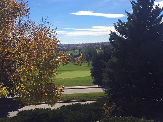 Southridge Golf Club: October golf