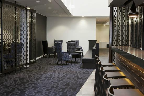 Rendezvous Hotel Perth Central: Lobby Bar Lounge Area