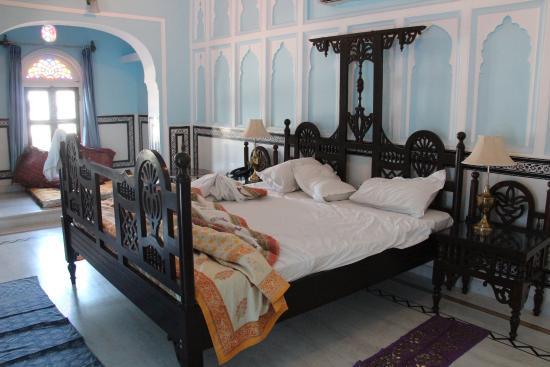 Saba Haveli: Our room