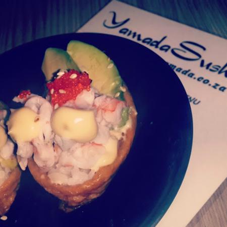 Yamada Sushi, Waterfal...