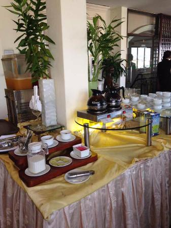 Oscar Saigon Hotel: breakfast buffet
