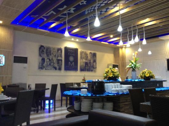 レストラン Picture Of Icon Hotel North Edsa Quezon City Tripadvisor