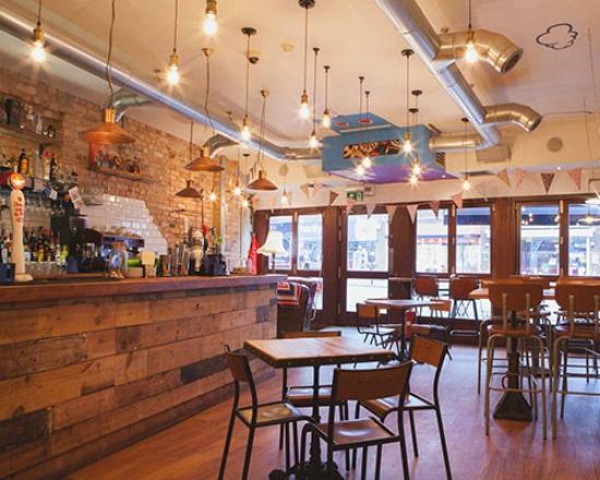 Camden Bar Westbourne Bournemouth