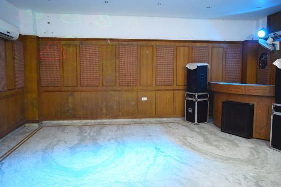 Hotel RV Continental: Dance Area