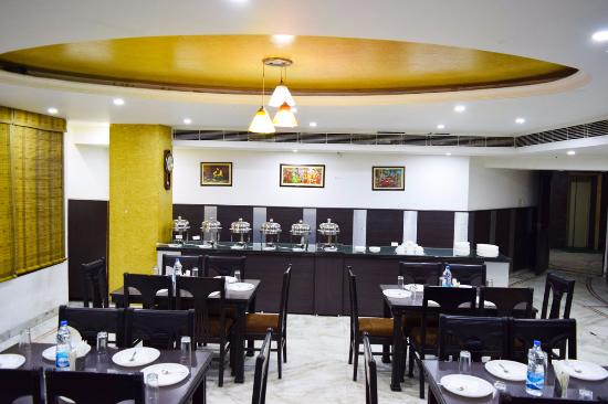Hotel RV Continental: Restaurant
