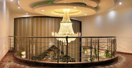 Hotel RV Continental: Lobby Area