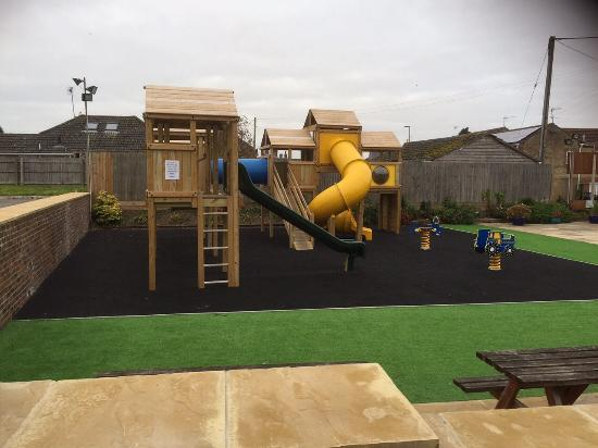 Broadmayne, UK: Play area