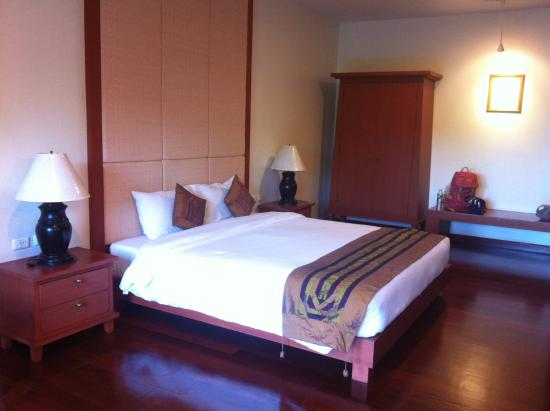 Wanasom Wellness & Aesthetic Resort : ห้องนอน