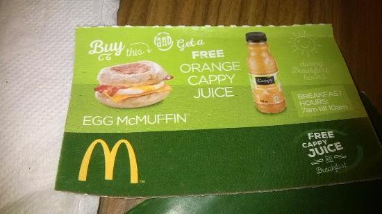 McDonald's: Макдональдс в Валетте