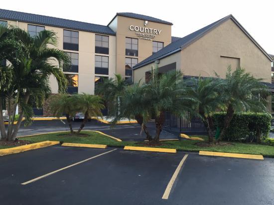 Country Inn Suites By Radisson Miami Kendall Fl Facade De