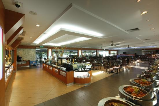 Melting Pot Café at Concorde Inn KLIA