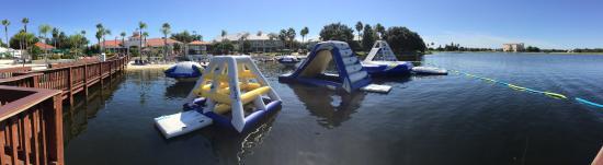 Crown Club Inn Orlando By Exploria Resorts : summer bay