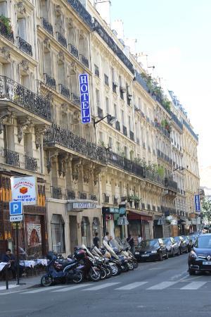 Hotel Gerando : Rua do Hotel