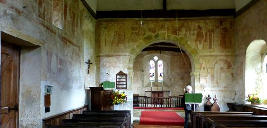 Pulborough, UK: Interior