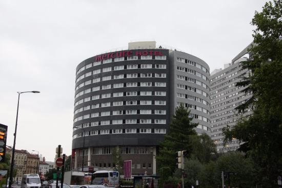 Mercure Paris La Defense: hotel
