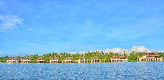 Princesa Garden Island Resort U0026 Spa: Water Villa
