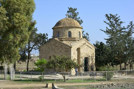 st barnabas monastery famagusta ile ilgili görsel sonucu