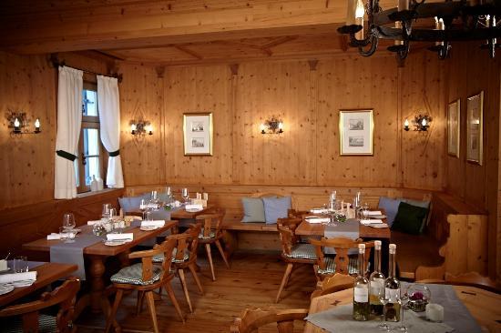 Pullach im Isartal, ألمانيا: Das Restaurant von Innen