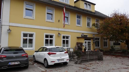 Gasthof Steyrermuhl