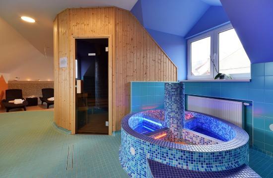 Penzion Zlobice: Sauna
