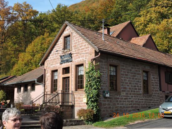 Restaurant au Wasigenstein : Le restaurant en pleine nature