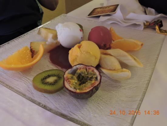 Restaurant au Wasigenstein : Dessert