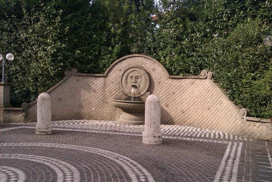 Park Hotel Villaferrata: Giardino