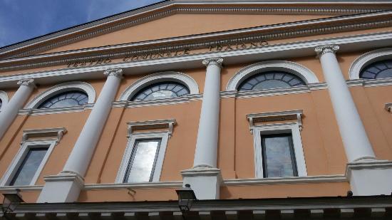 Teatro Comunale Traiano