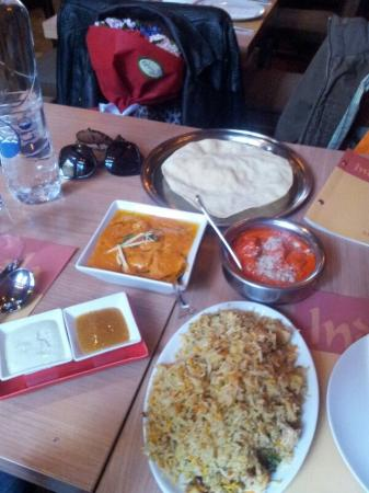 Indian Masala: Απο τα καλύτερα γεύματα που έχω δοκιμάσει!