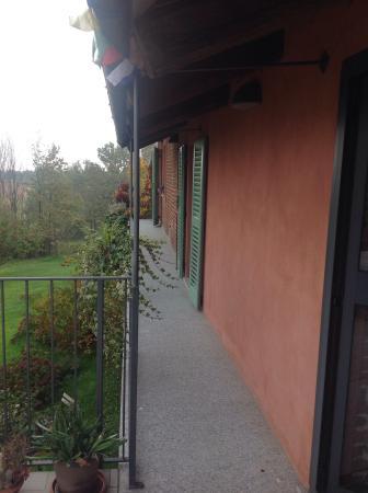 Cellarengo, Itália: Mattino dopo colazione