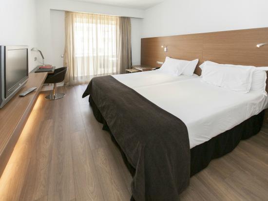 Vincci Zaragoza Zentro: Confort Room