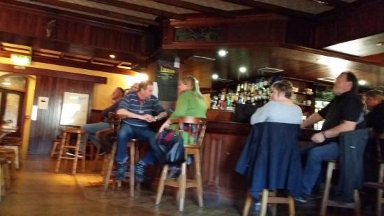 Mountshannon, أيرلندا: The bar