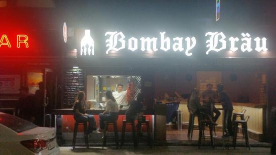 Bombay Brau Busan Gwangali