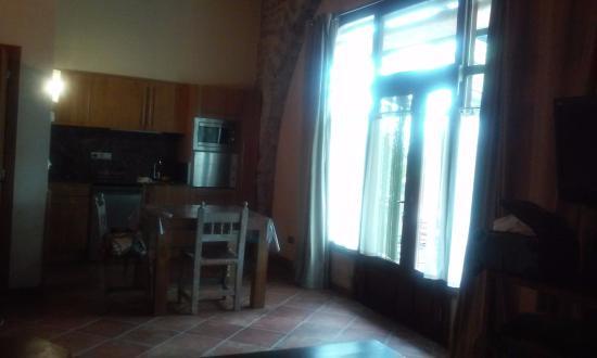 Mas Rovira: apartament el Puig