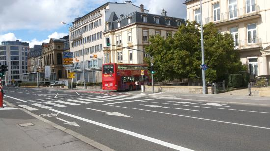 Picture of luxembourg city tourist office luxembourg city - Tourist office luxembourg ...