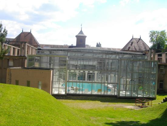Thermes picture of thermes de luxeuil les bains luxeuil for Thermes bains les bains