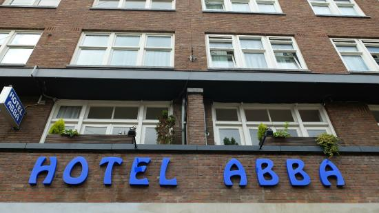Hotel Abba: Front