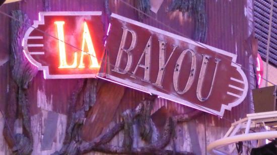 La Bayou Casino: La Bayou