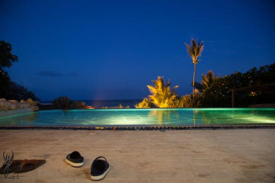 Alfajiri Villas: The view